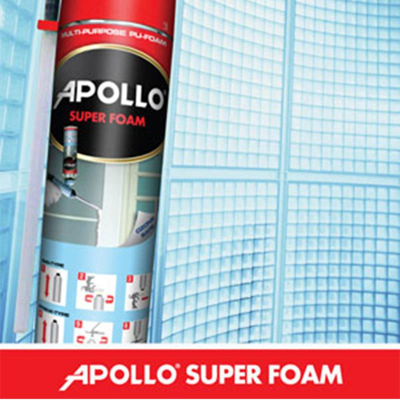 APOLLO SUPER FOAM